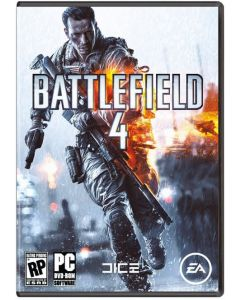 Battlefield 4 PC Standard Edition