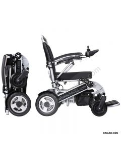 Foldawheel PW1000XL Power Wheelchair