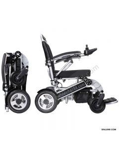 Foldawheel PW1000XL Power Wheelchair