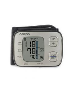Omron Wrist Blood Pressure Monitor HEM-6221 PREMIUM