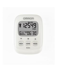 Omron HJ-325 Walking Style Pedometer White