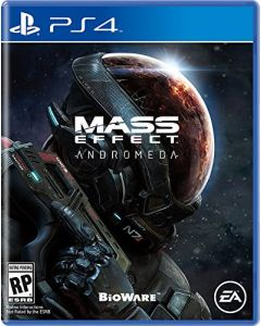 Mass Effect Andromeda PS4 R3 Eng