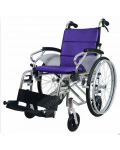 MW-150 Lightweight Wheelchair (6 Wheels Wheelchair)