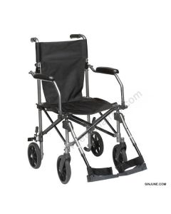 MW-90UL Foldable Travel Wheelchair (with Trolley bag)