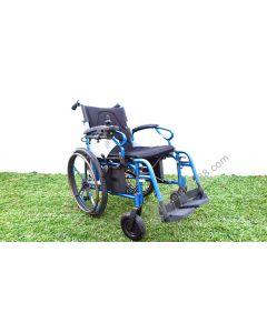 PW800AX Foldawheel DualFunction Power Wheelchair