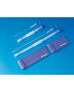 Clean Intermittent Catheterization (CIC/SelfCath Set)-100% Silicone Sz 12FR Male 2s