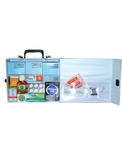 PVC First Aid Kit Medium 25 Items