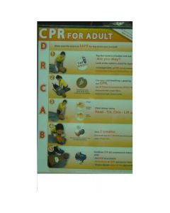 CPR Poster Sz A2