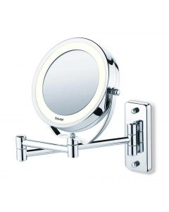 Beurer BS59-Illuminated Cosmetics Mirror 11cm(2 in 1:Wall&Stand)