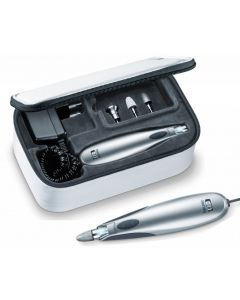 Beurer MP61 Manicure/Pedicure Set with light