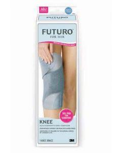 Futuro Slim Silhouette Knee Support Adj.