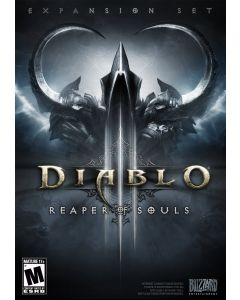 Diablo III: Reaper Of Souls Expansion Pack (Standard Edition,Boxed Set)