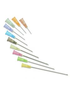 "Terumo Hypodermic Needles NN2038R 20Gx11/2"" 100s"