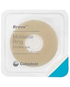 COLOPLAST 12030 BRAVA MOLDABLE RINGS 2MM 10'S