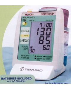 Terumo ES-P370 Digital Blood Pressure Monitor