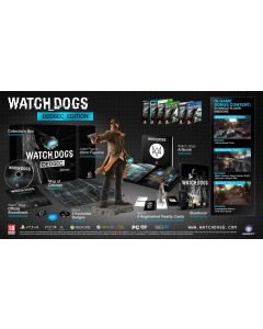 Watch Dogs DedSec Edition For PC